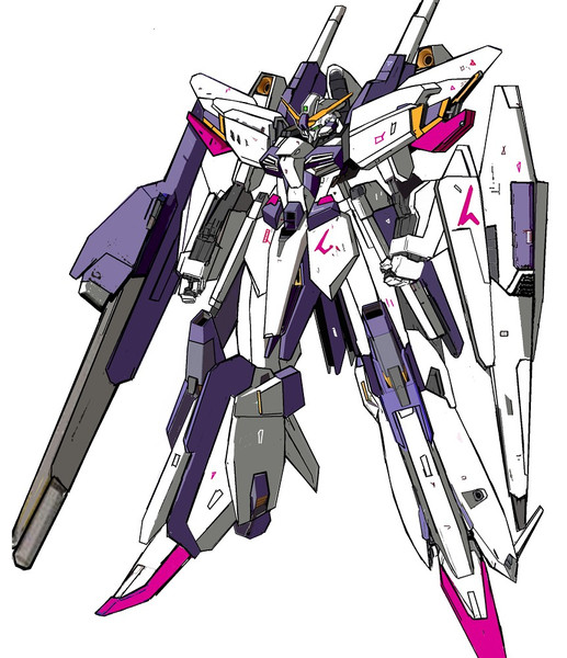 MSA-0013 λ(ラムダ)ガンダム ...