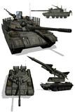 改修モブ戦車
