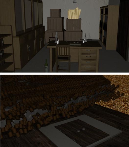グリシャの地下室 ver.2