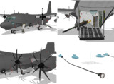 C-130 小アップデート