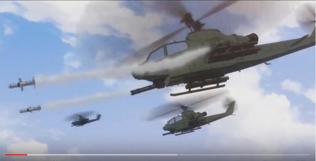 クロムクロ 第2話に出てきた現代兵器・乗り物などを紹介 その?
