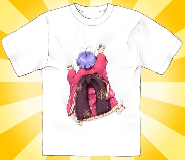 よじよじ針妙丸Tシャツ