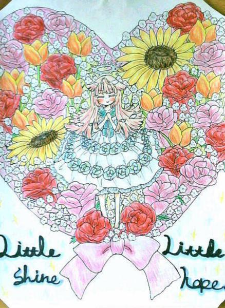 「小さな輝き、小さな願い」