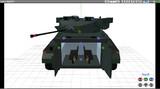 【MMD】89式装甲戦闘車 ver1.2【モデル配布】