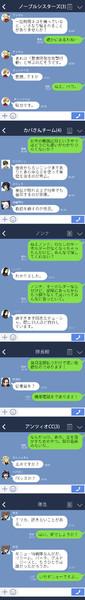 ガルパンLINE 短編集その2