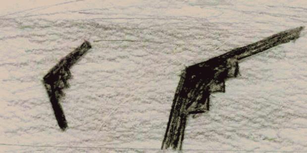 動くイラスト シン・ゴジラ 熱線発射シークエンス その2