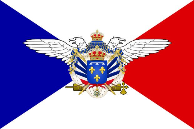 フランスっぽい架空国旗 コノザワ さんのイラスト ニコニコ静画