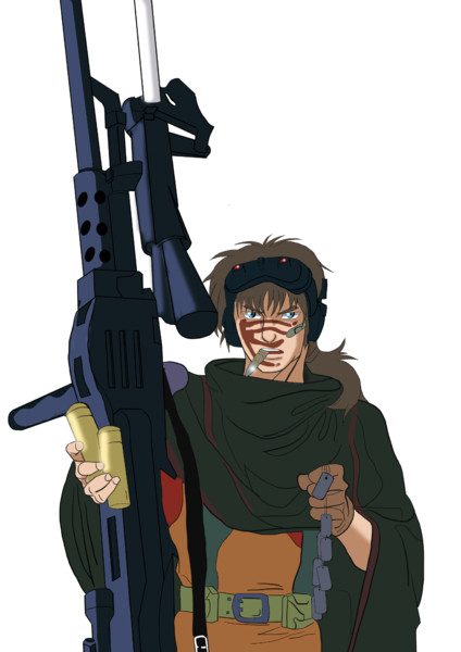 機甲猟兵メロウリンク