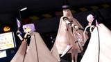 悪霊達のハロウィン【DODMMD】【Fate/MMD】