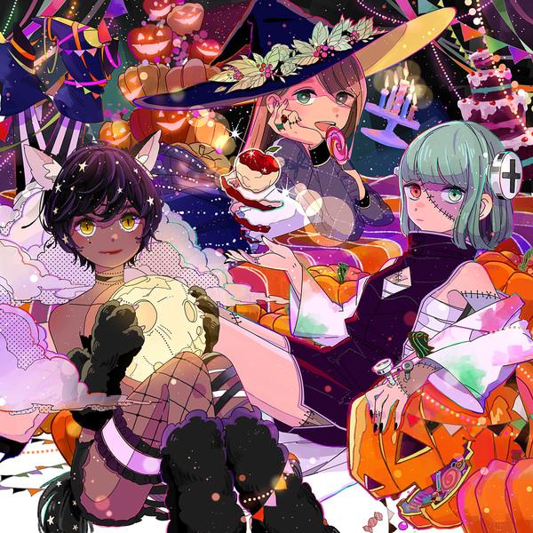 Spooky Girls.