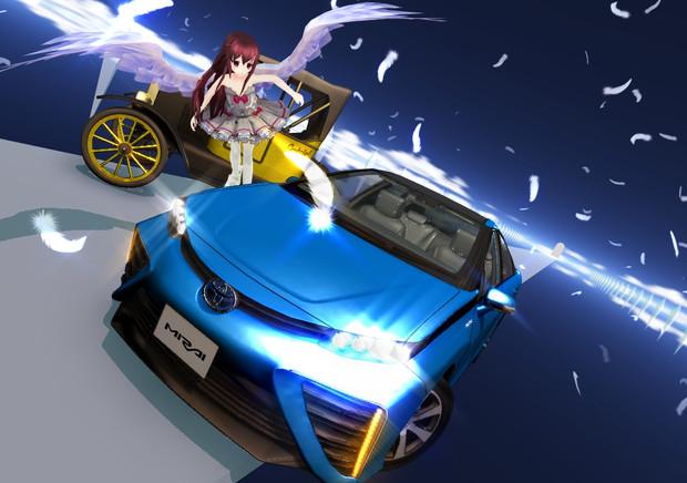 【すいまじ】サイハテノミライ【MMDモータースポーツ】