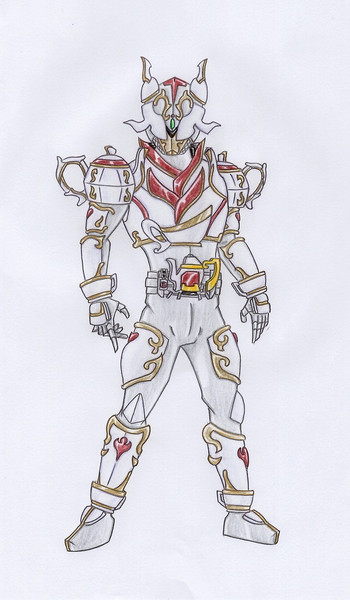 オリジナル/仮面ライダーTs(ティーズ)・エレガンス