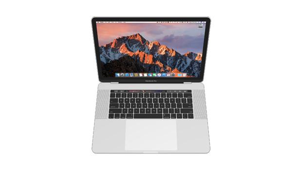 [MMDアクセサリ]MacBookPro(TouchBar)