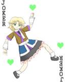 JOKER姉貴のJOKERのカード