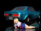アリスと未来から来た車 その2