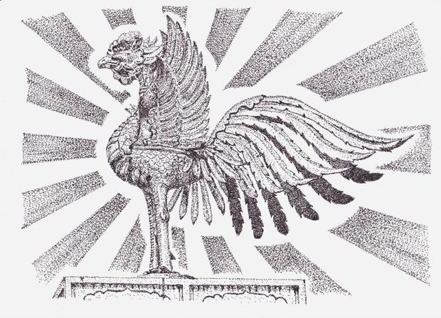 鳳凰金閣寺 Okamotoya さんのイラスト ニコニコ静画