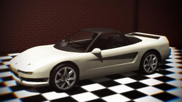 Honda NSX-R (NA1)【公開停止】
