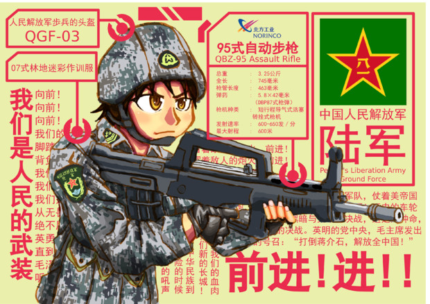 革命的PLA