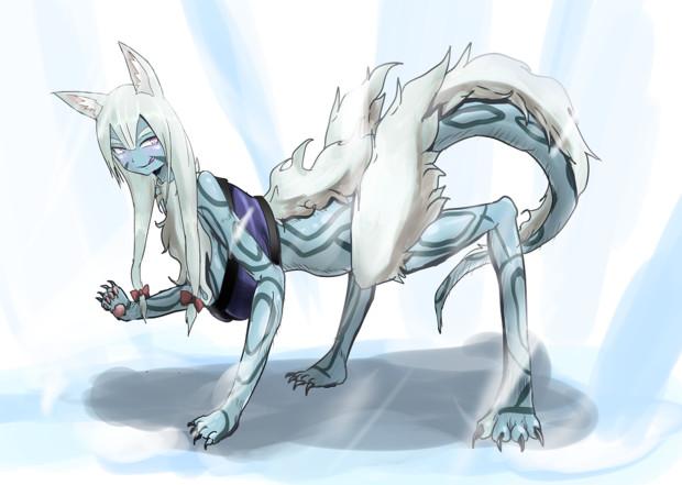 魔狼女フェンリーナ