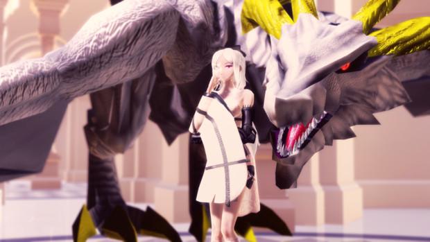 『クソドラゴンと私』
