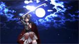 【第二回ソードアクションinMMD】月下の剣士:神通