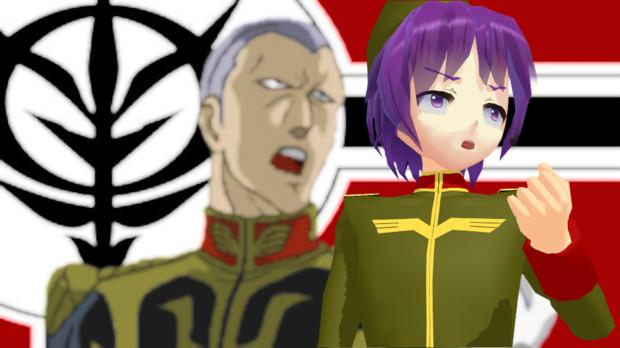 【MikuMikuDance】デフォ子「飯炊きはこれからである!」