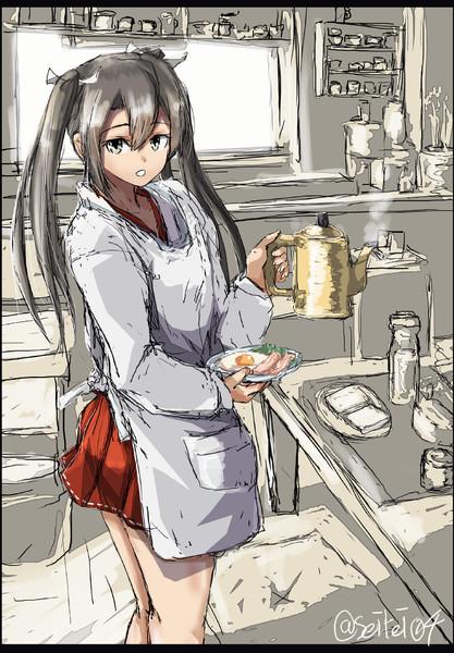 「おはよ、コーヒー?」