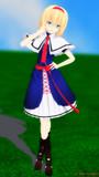 草原のアリス
