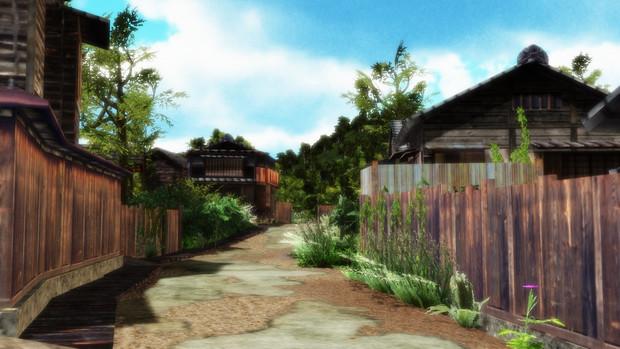 【ステージ配布】古や村-集落1.62です