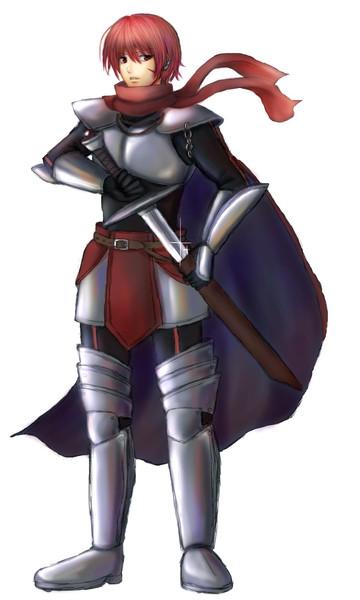 騎士蛮奇♂