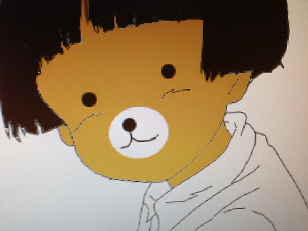【描いてみた】リラックマ節子