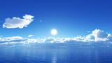 【MMDステージ配布】横広がりの雲 TM4【スカイドーム】