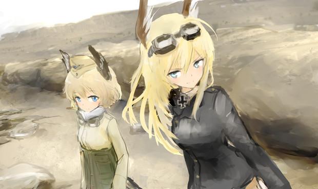 マルセイユとライーサ