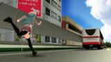 【第三回MMDダジャレ選手権】バスガイドを置いてバスが移動!