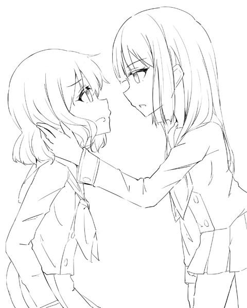 久美子と麗奈塗りたかったんや。