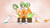 【MMD】【モデル配布】gumi
