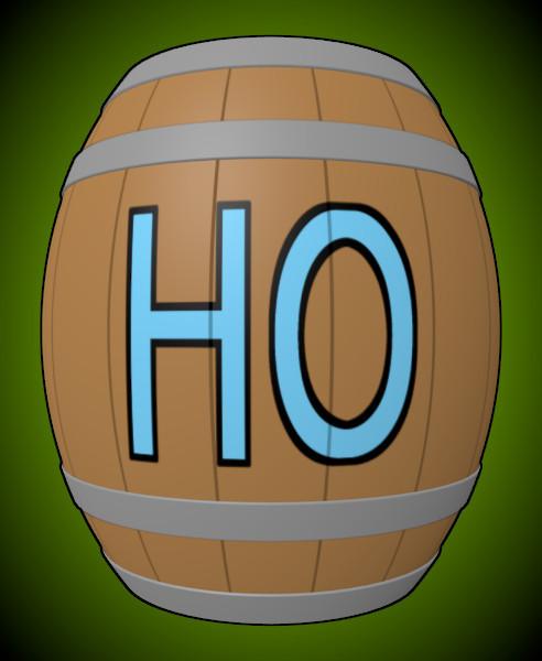 ホタル (HOの樽)