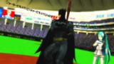 【第三回MMDダジャレ選手権】バッターはバットマン