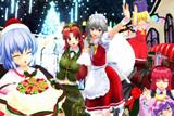 クリスマス in 紅魔館