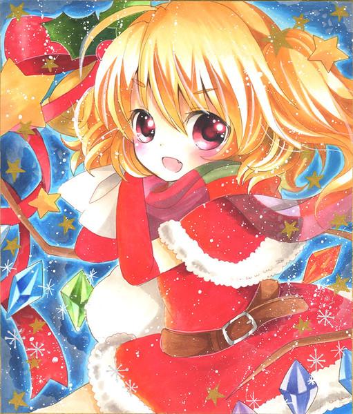 クリスマスふらんちゃん