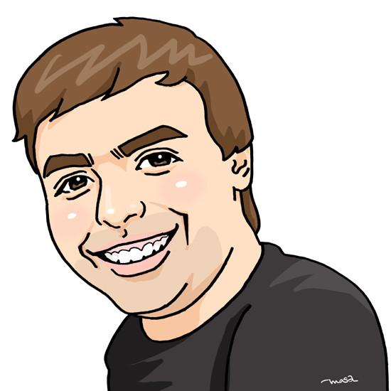 ラリー・ペイジ(Larry Page)