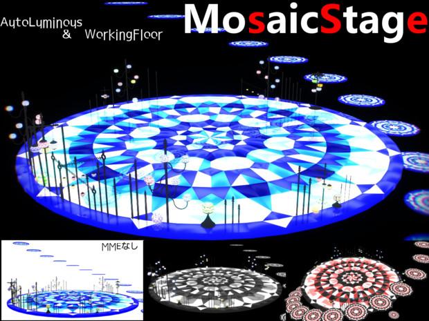 【配布】MosaicStage