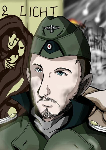 スターリングラードの聖母画~ドイツ第六軍軍医クルト・ロイバー中尉
