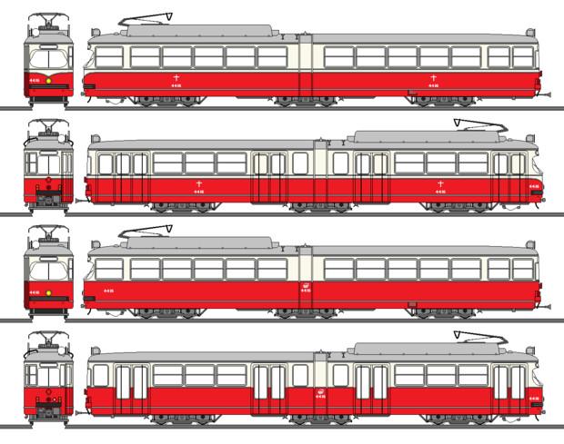 ウィーン市電E形電車