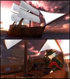 船【ステージ配布】