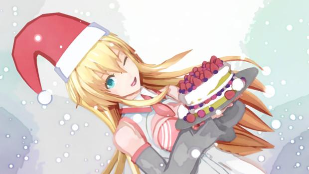 マキマキケーキ