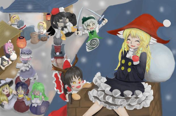 クリスマス☆☆