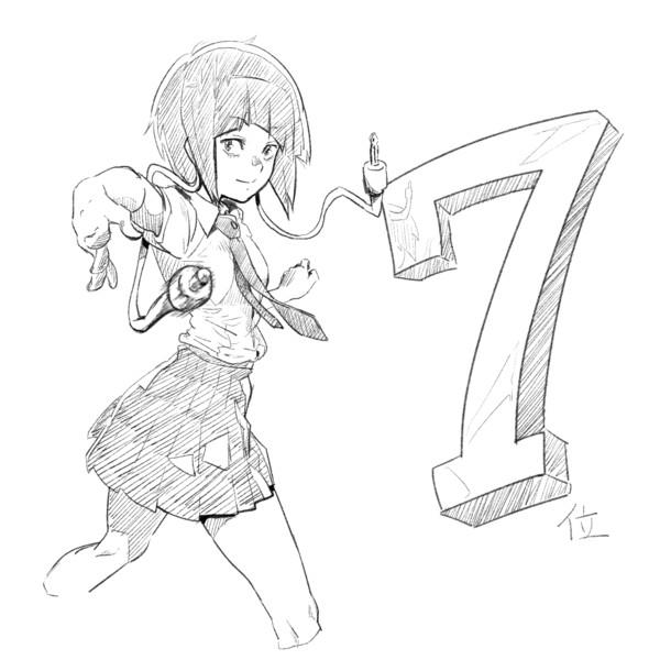 人気投票7位~!!