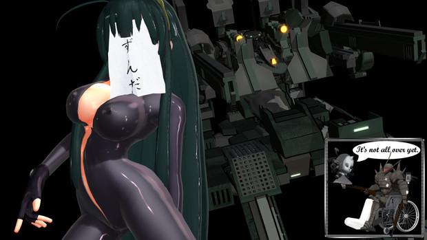 【第二回ACMMD動画祭】 Black Knight