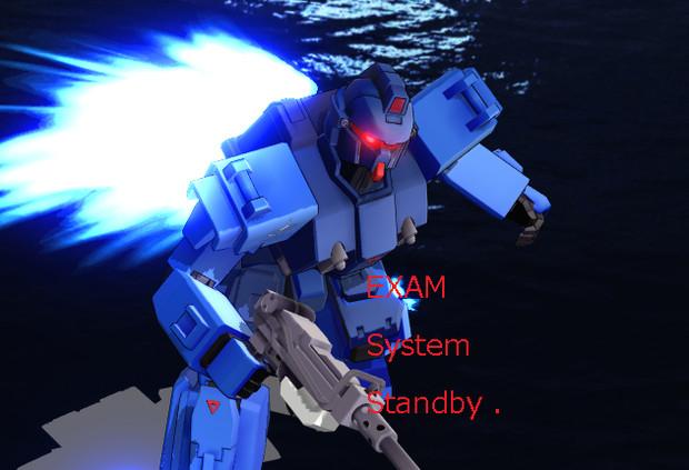 EXAM System Standby .